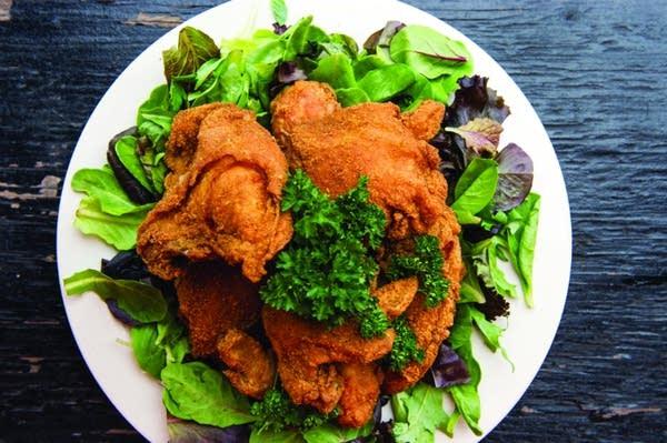 Hard-Fried Chicken