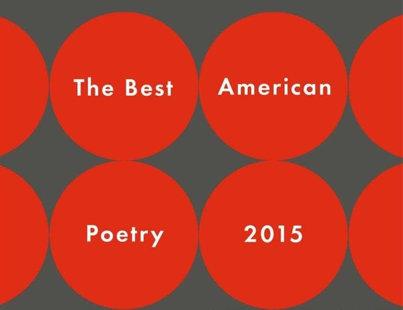 Best American Poetry 2015