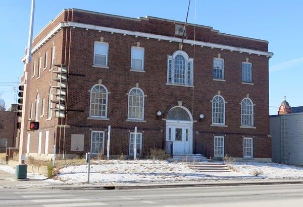 Rundown Masonic temple bought to make way for Bemidji art