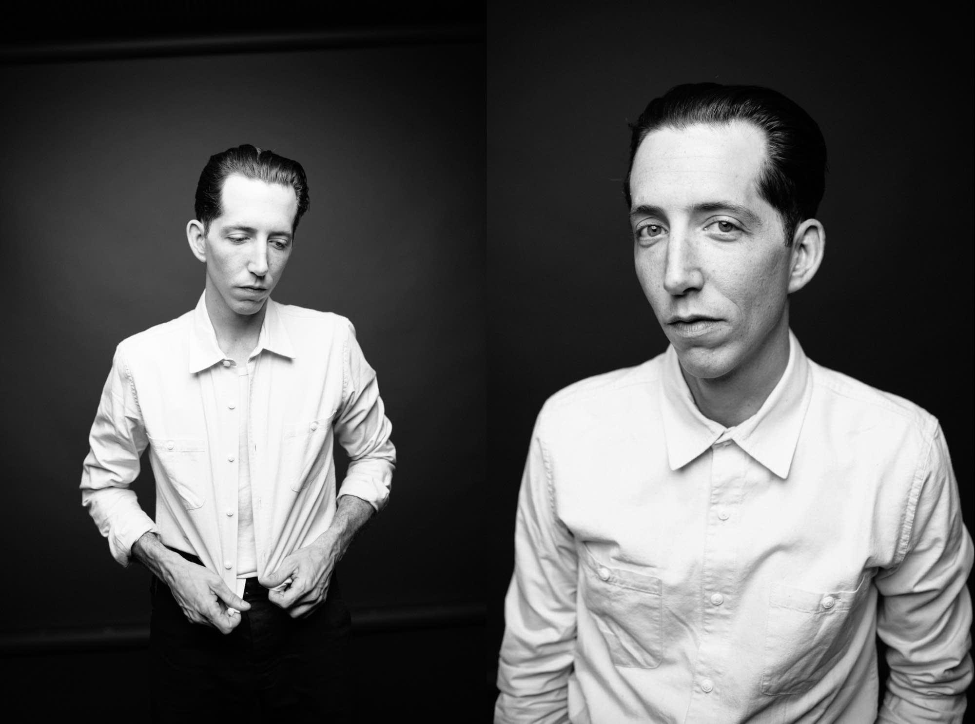 Pokey LaFarge portraits at The Current