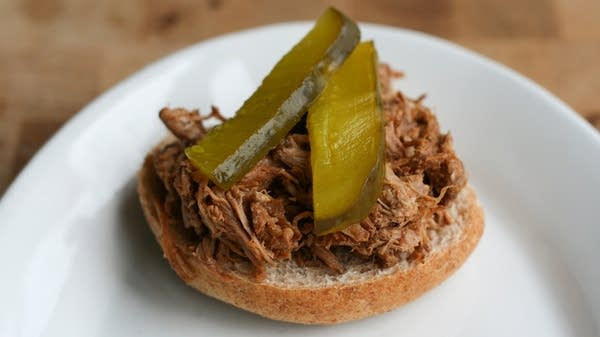 Ultimate Cheater Pulled Pork