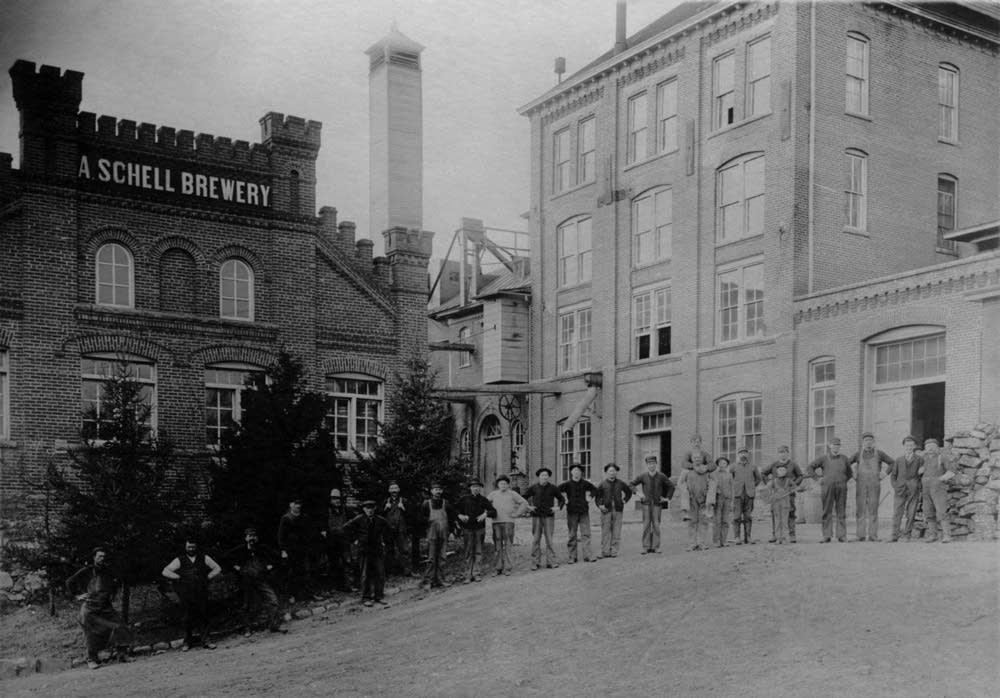 Schell Brewery 1879