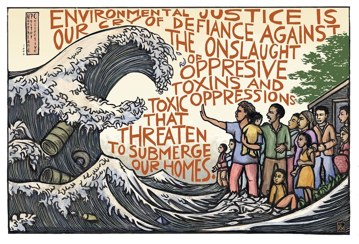 Ricardo Levins Morales inspires activism through his art.