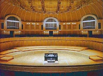 1998 Casavant organ at Chicago's Orchestra Hall