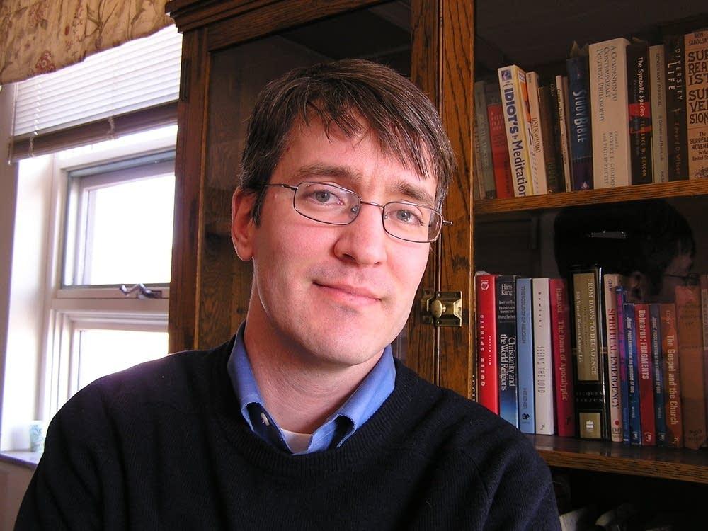 Gloria Dei Pastor David Carlson