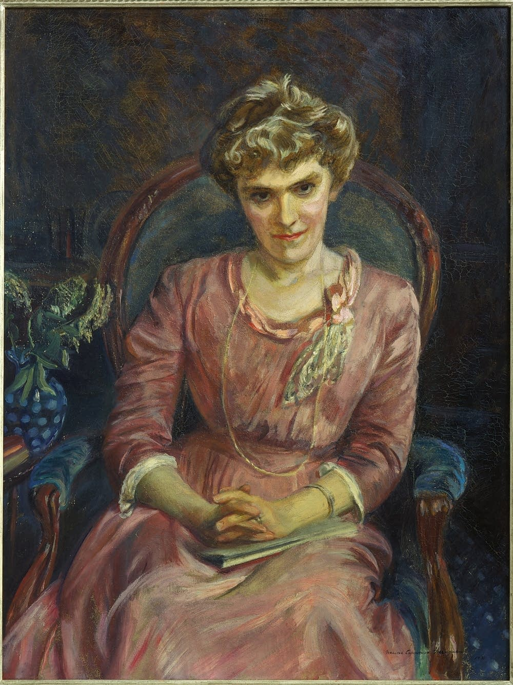 Portrait of Mabel Ulrich