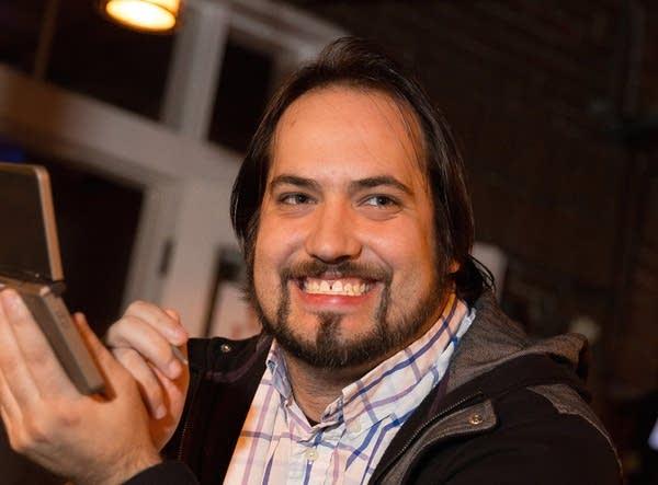 Composer Michael Schiciano