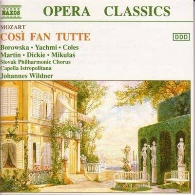 Mozart's Cosi Fan Tutte (Opera Classics Library Series) by Burton Fisher PDF