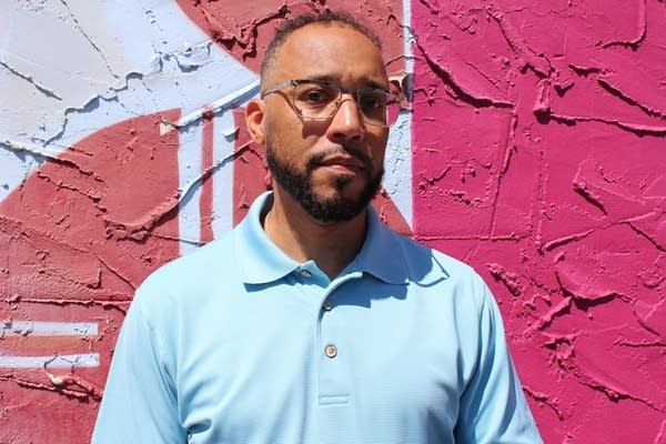 Juxtaposition Arts co-founder Roger Cummings.