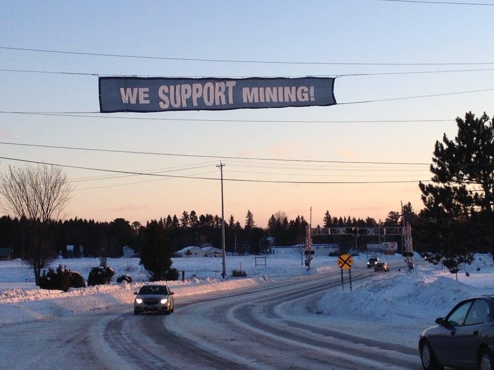 Aurora supports mining