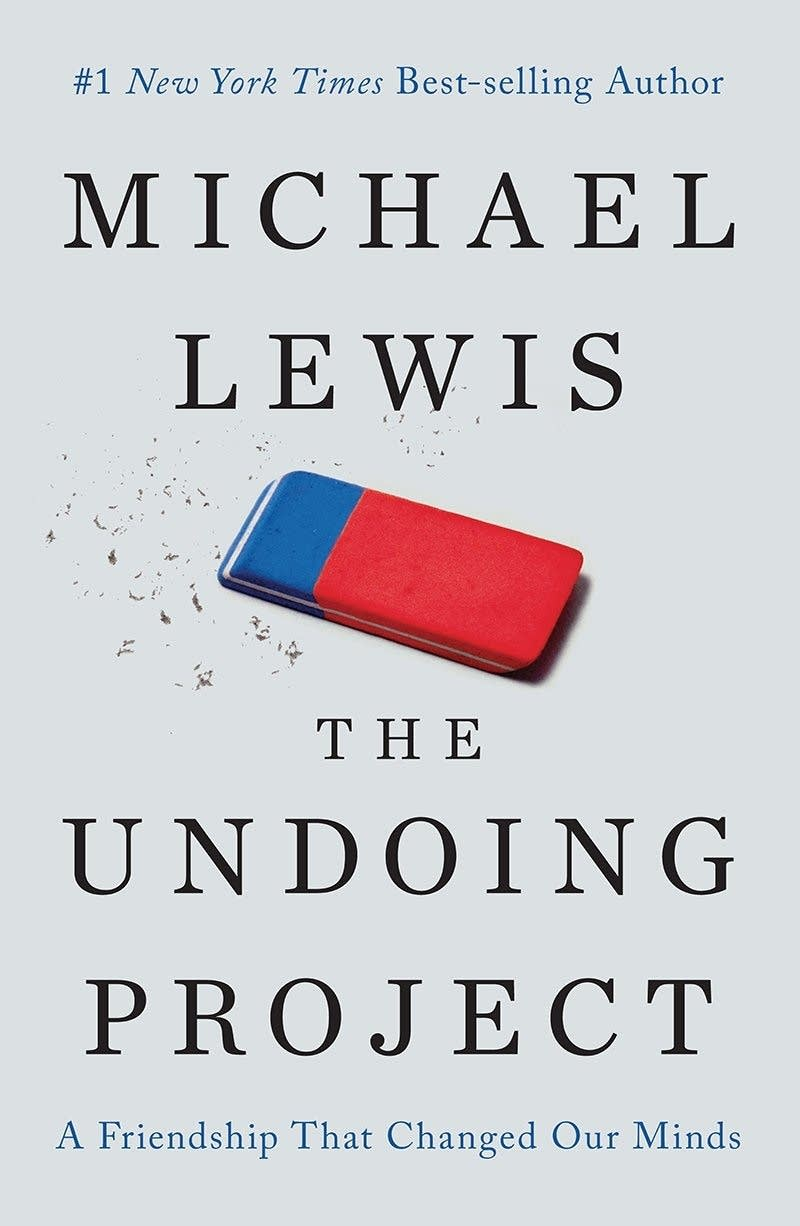 'The Undoing Project' by Michael Lewis