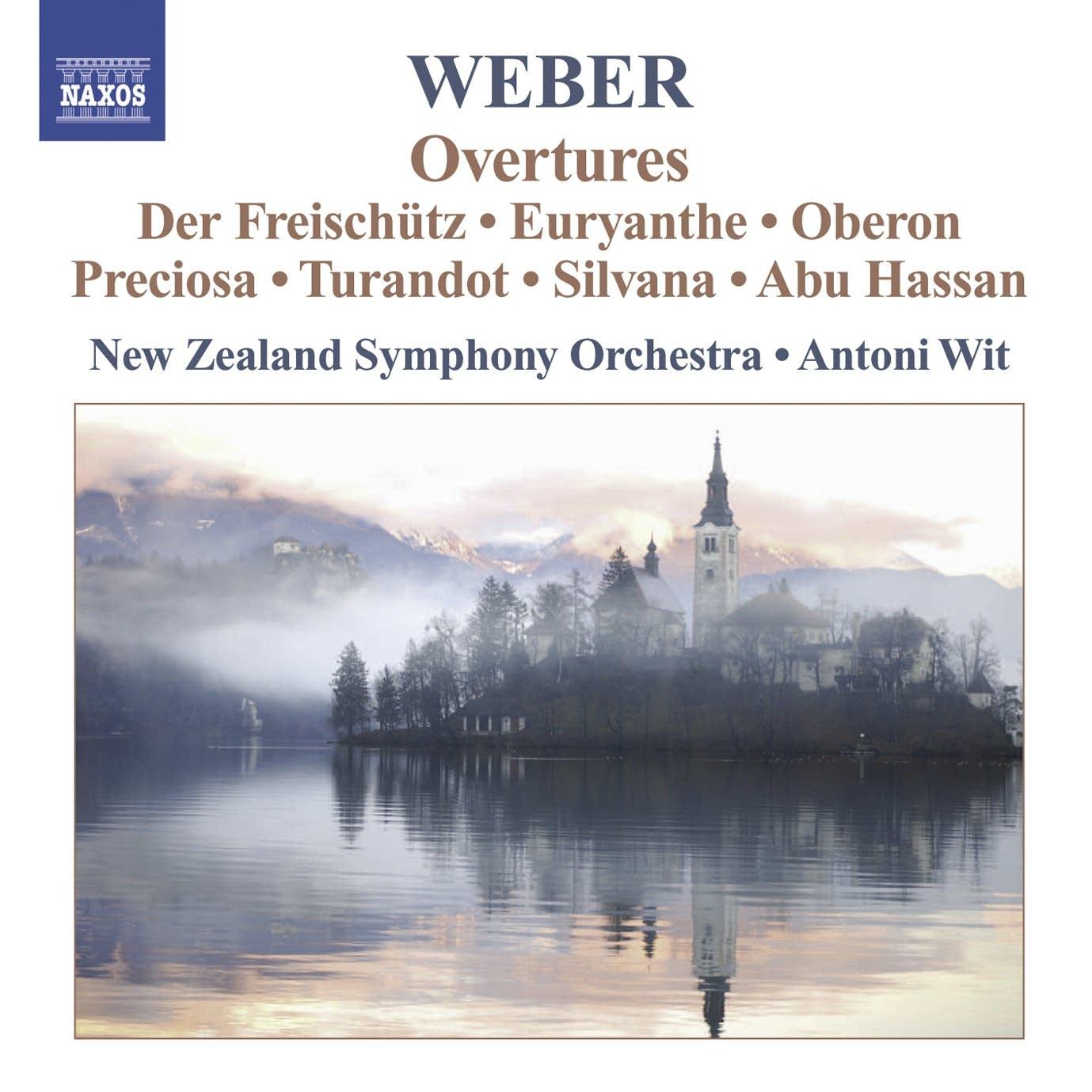 Carl Maria von Weber - Preciosa: Overture