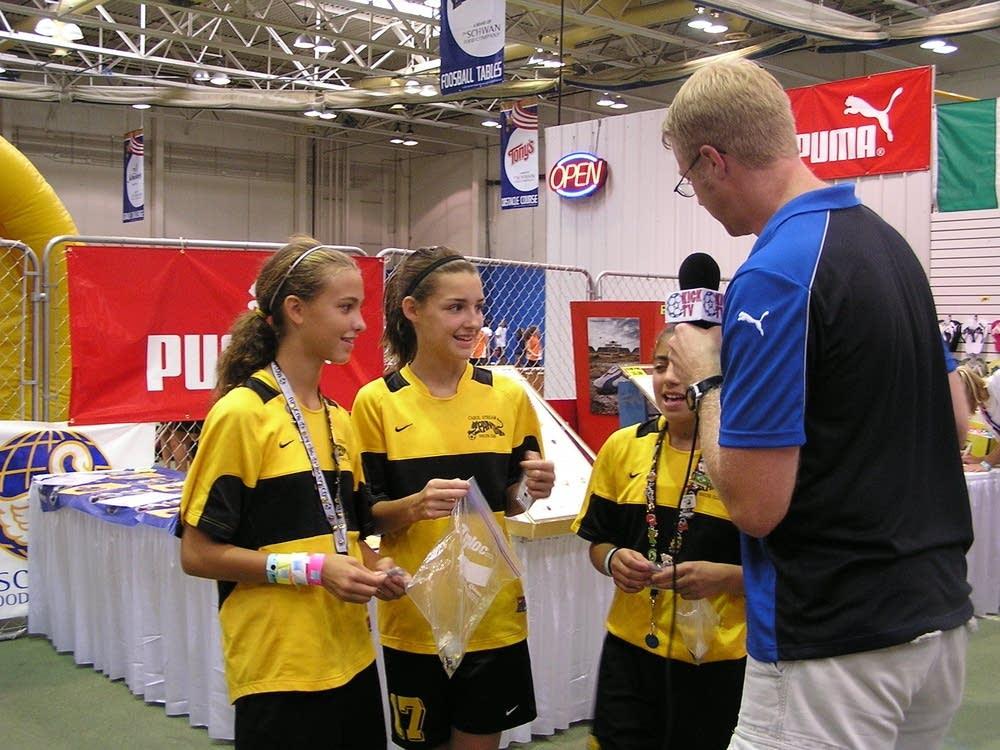 Kick TV Interviews