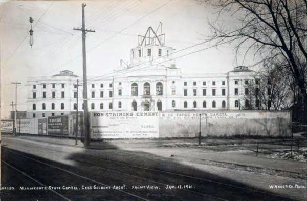 Capitol, January 1901