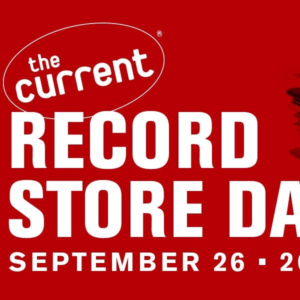 Record Store Day 2020 v 2.0 - Sept 26