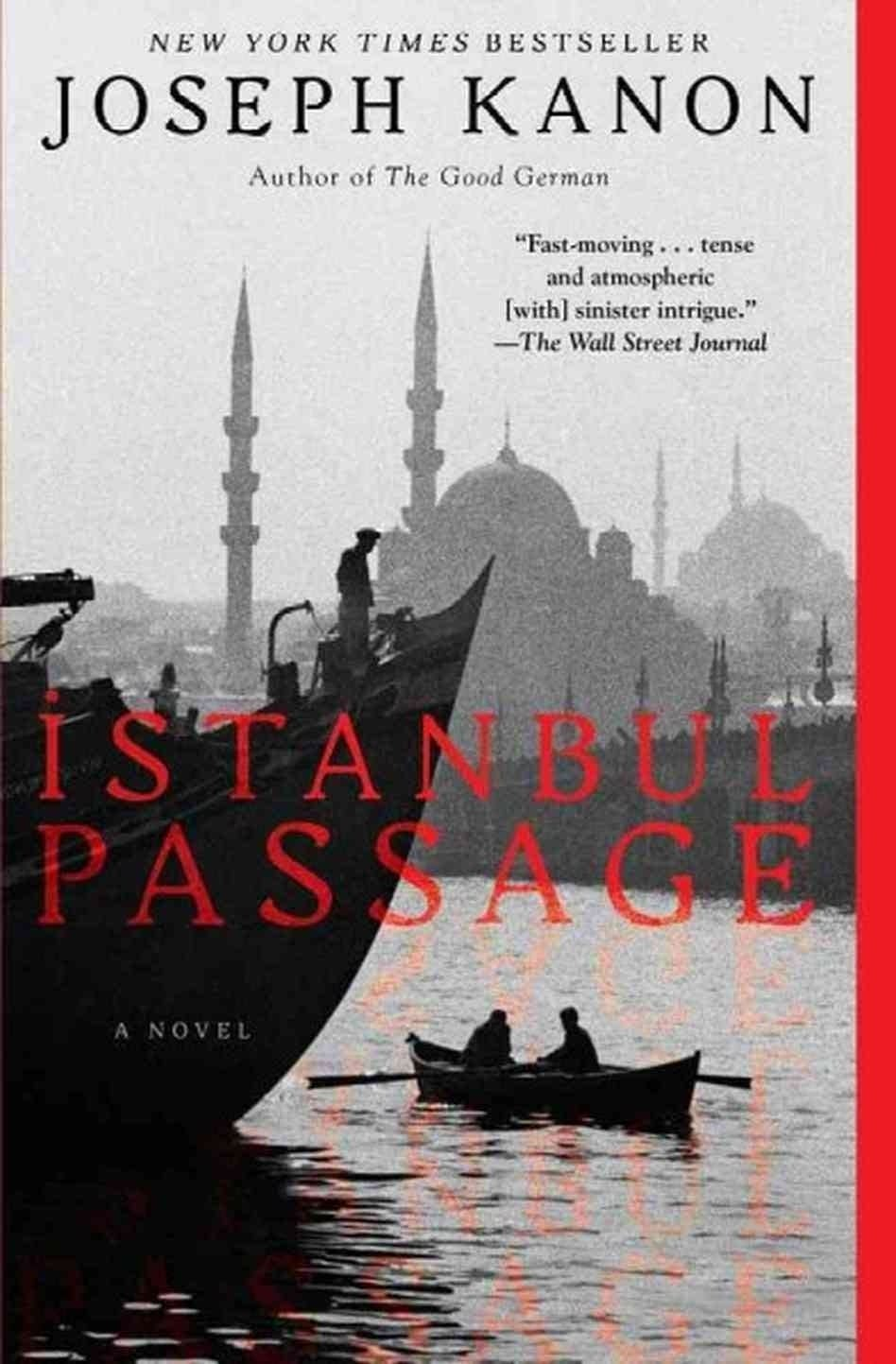 'Istanbul Passage' by Joseph Kanon