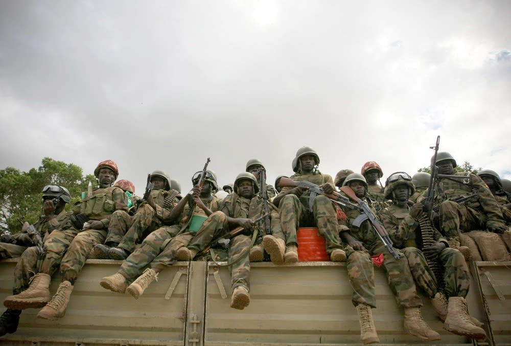 Searching for al-Shabab