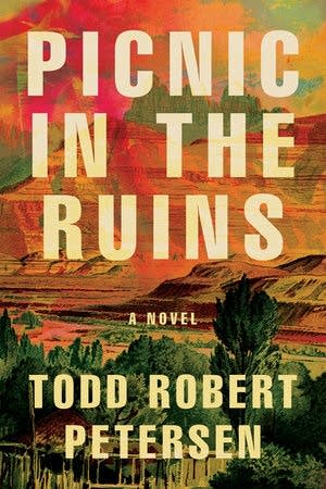Book cover of 'Picnic in the Ruins'