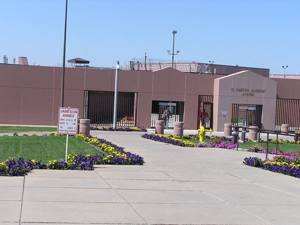 death row located in this building at penitentiary