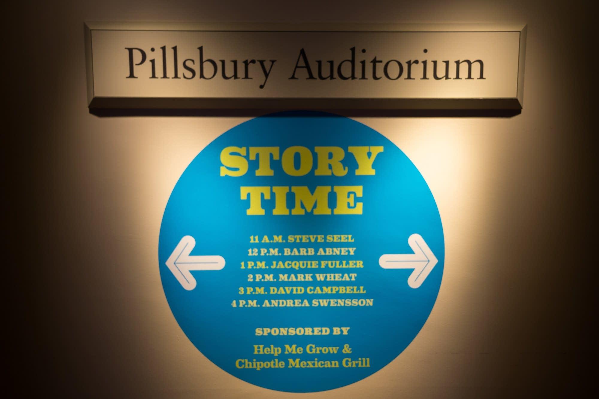 Pillsbury Auditorium
