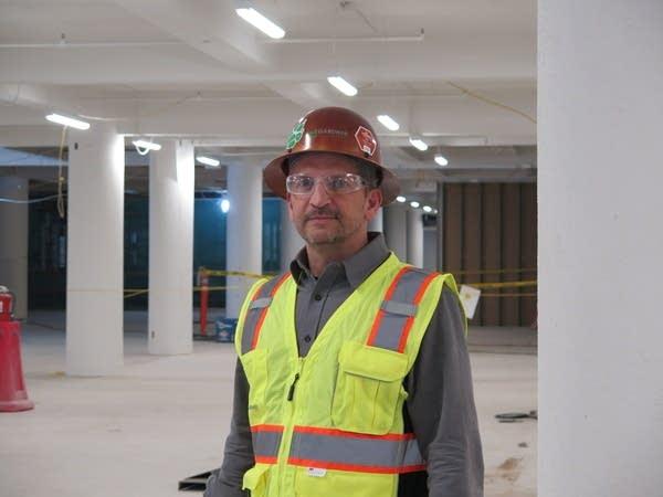 Bob Gardner, founder of Gardner Builders