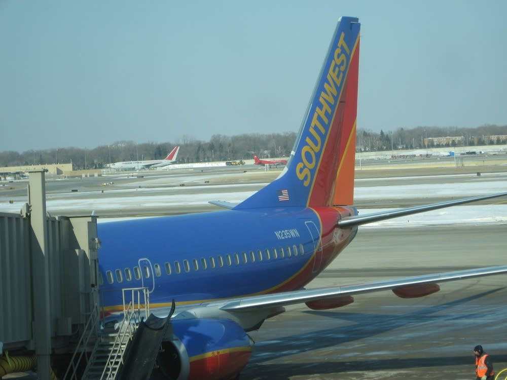 Southwest at MSP