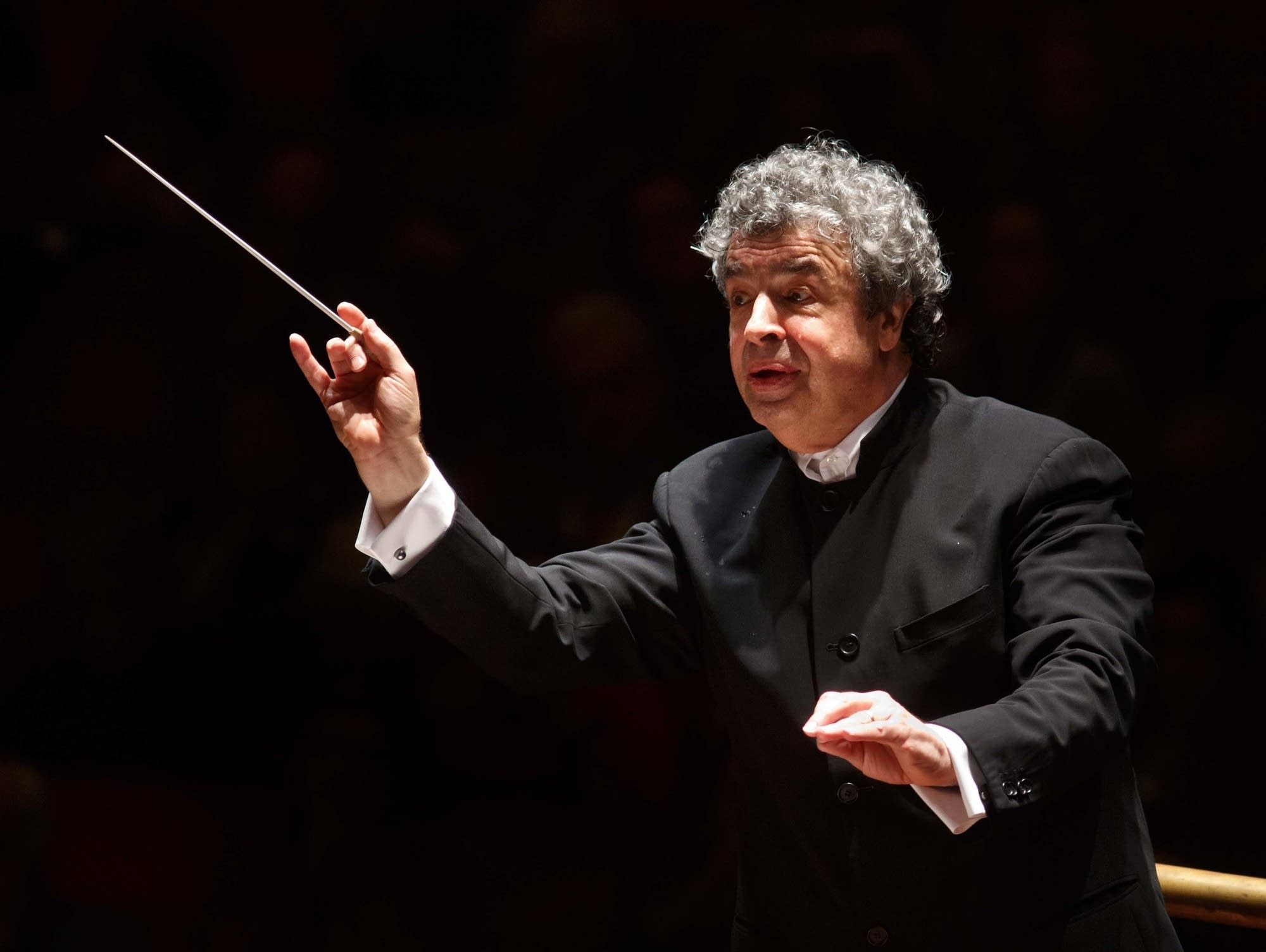 Conductor Semyon Bychkov