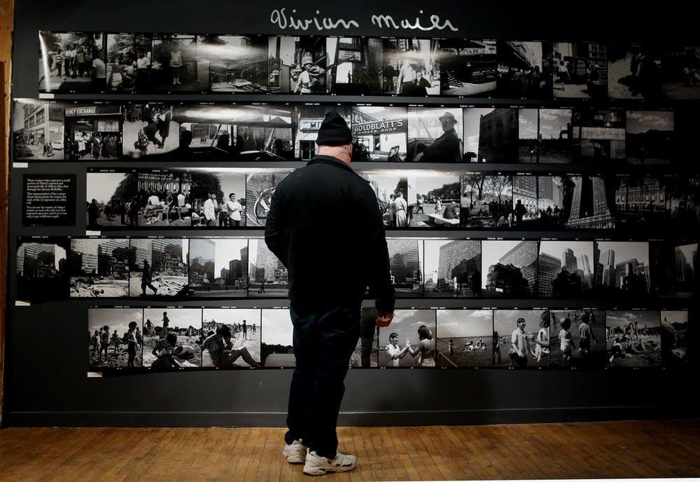 Vivian Maier exhibit