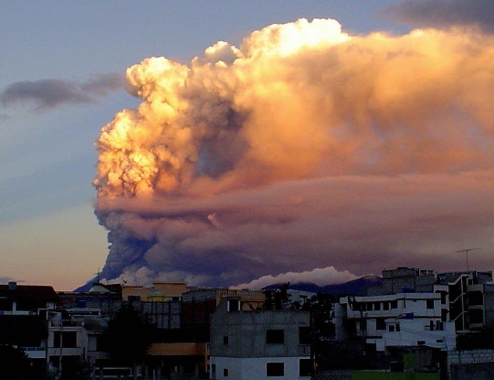2006 eruption