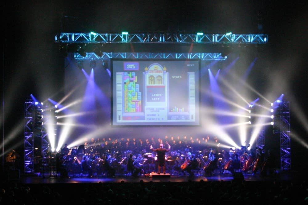 Video Games Live Tetris