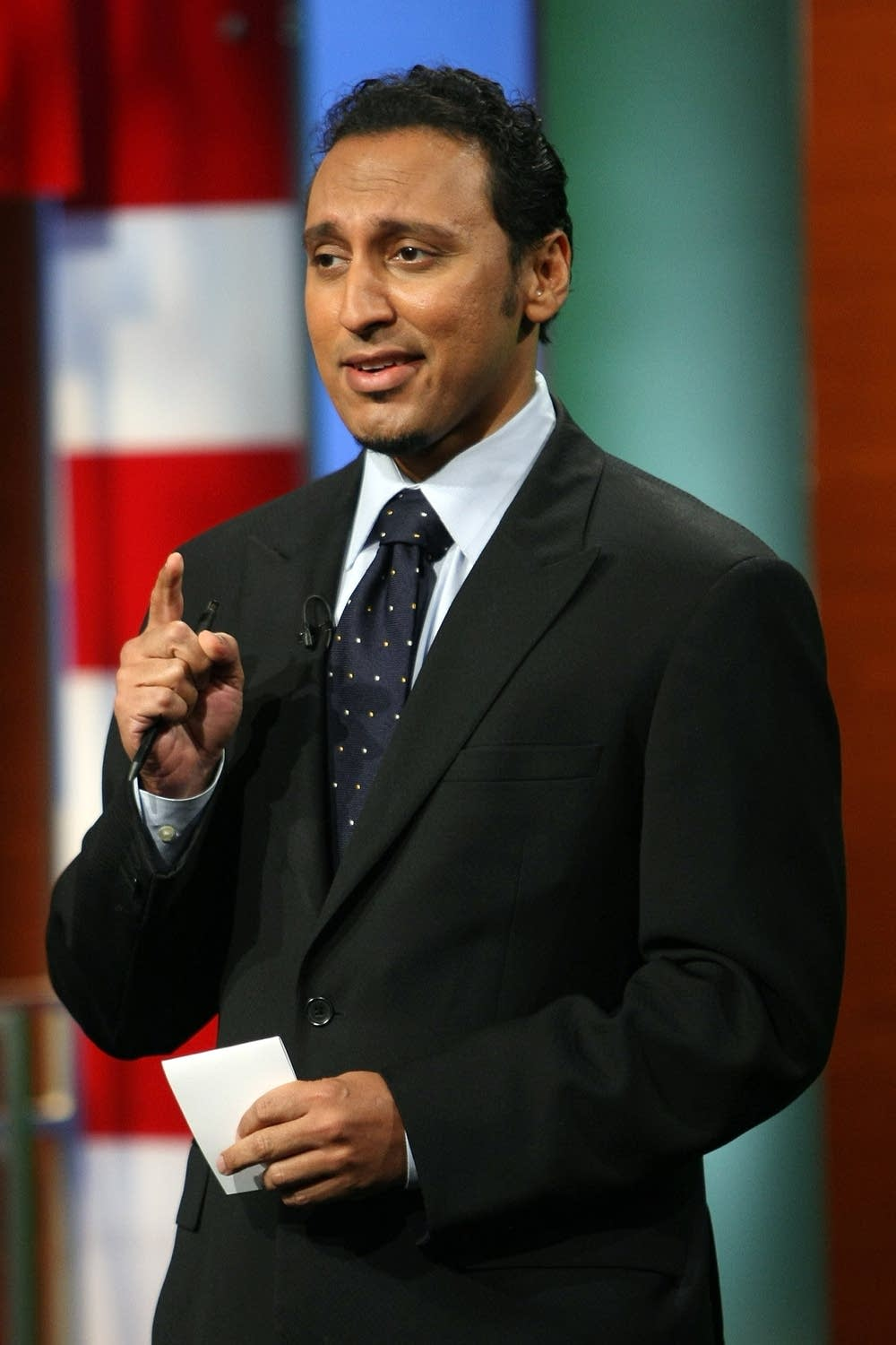 The Daily Show's Aasif Mandvi