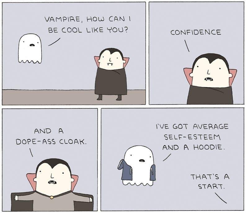 """Cool Vampire"""