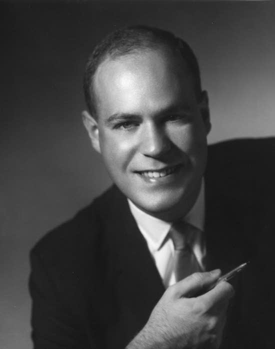 John Weaver publicity photo from 1960