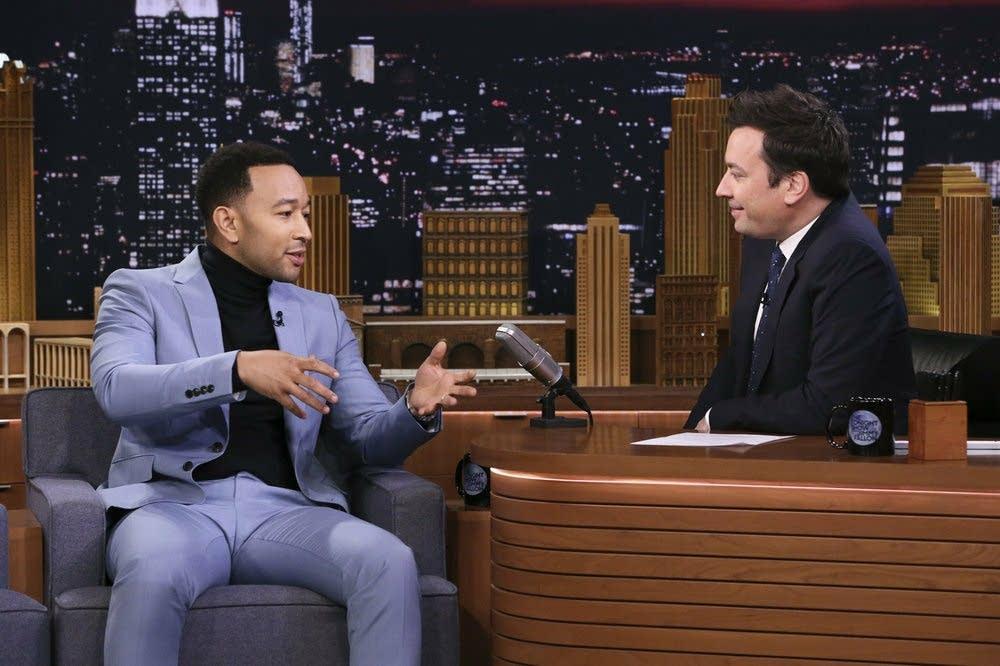 John Legend on 'The Tonight Show Starring Jimmy Fallon'