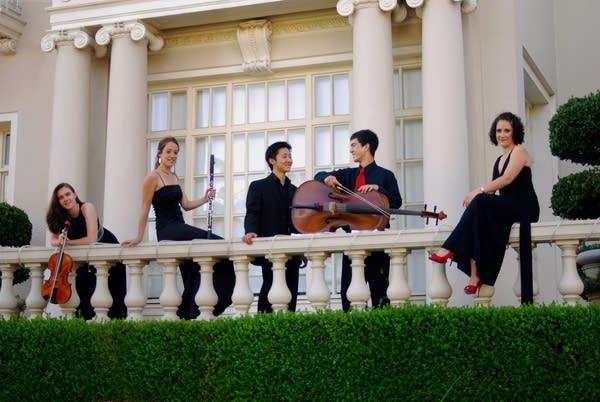 Music@Menlo students