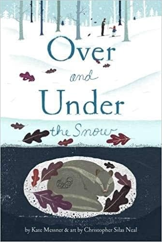 Julie's Library: Over and Under the Snow