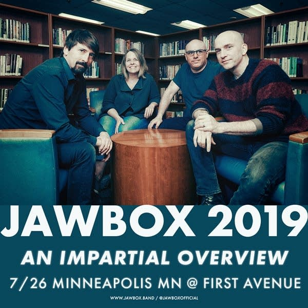 Jawbox First Avenue Poster