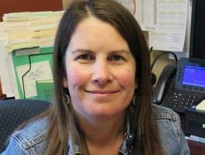 Amanda Brummel oversees pharmacies at Fairview's clinics