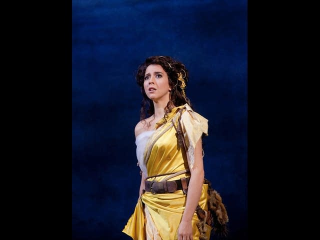Lisette Oropesa as Miranda