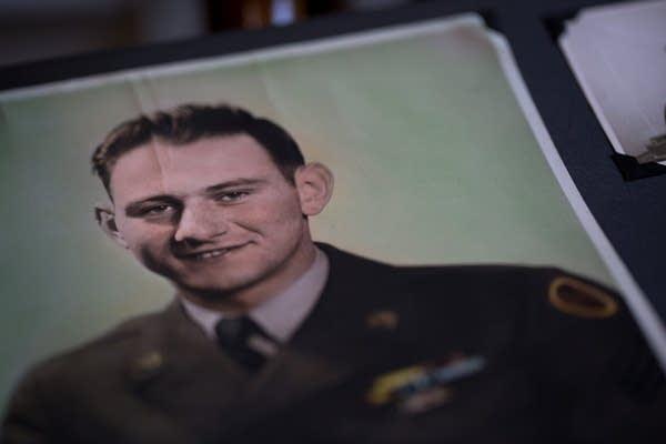 Army portrait