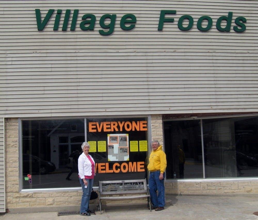 Lanesboro grocery store