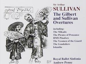 Arthur Sullivan - The Gondoliers: Overture