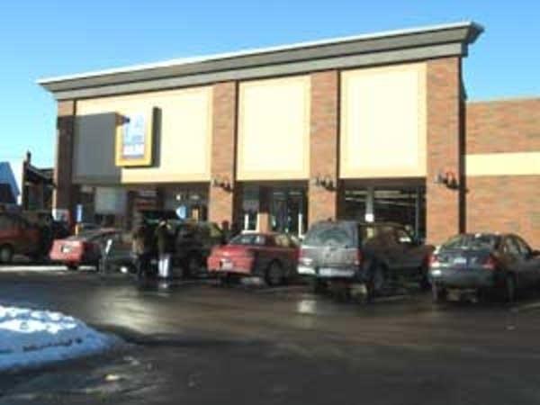 Aldi's new store in Minneapolis