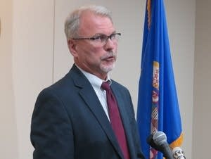 Minnesota Corrections Commissioner Tom Roy