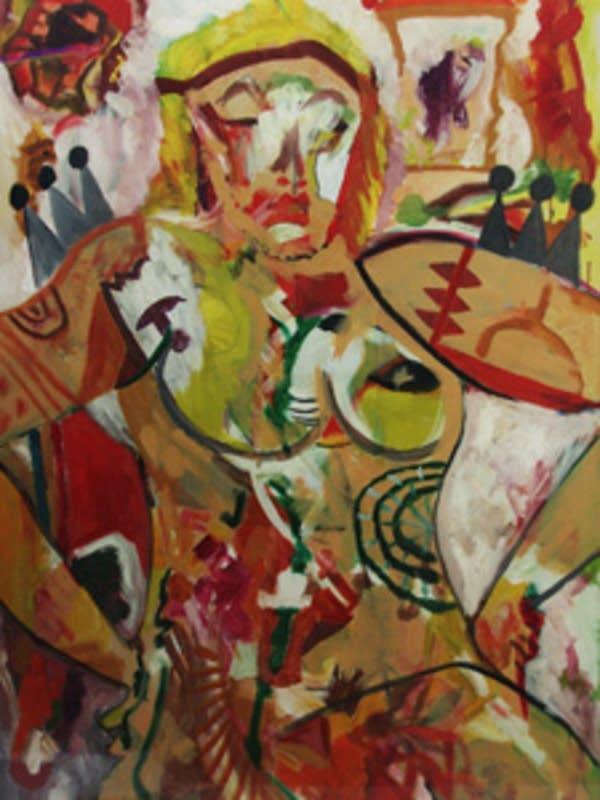 Dylan's art