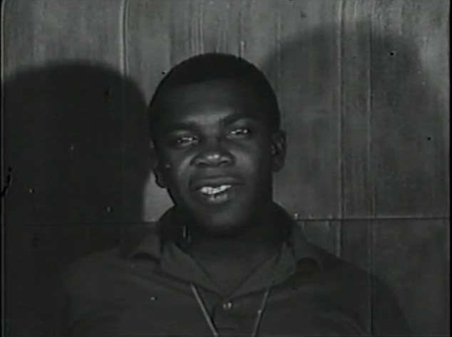 Young Chuck McDew
