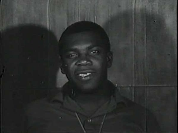 Young Charles McDew