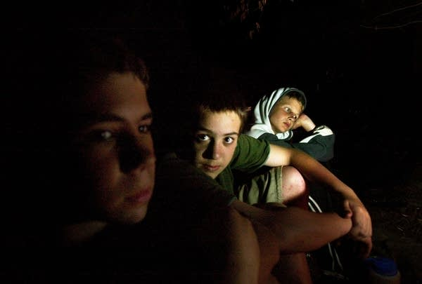 Kids Attend Camp For Attention Deficit Disorders