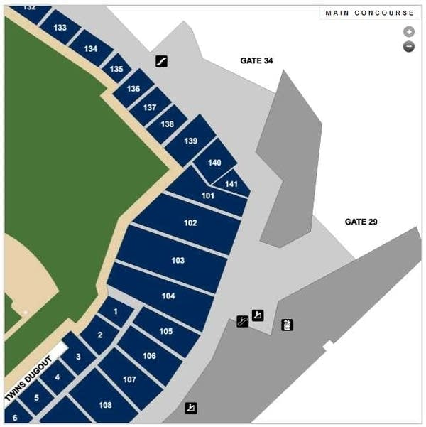 Target Field Map 2