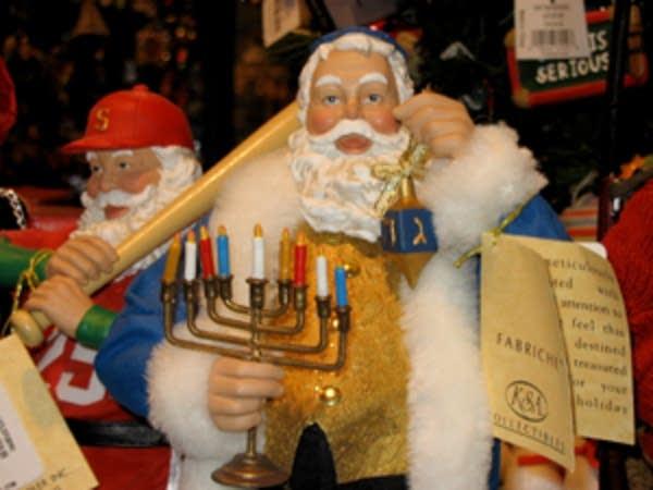 Ho Ho Hanukkah?